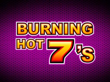 Burning-Hot-7s