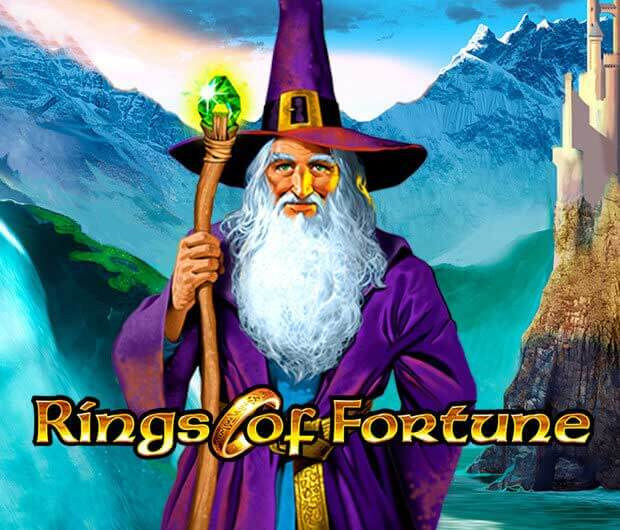 Ring of Fortune Logo